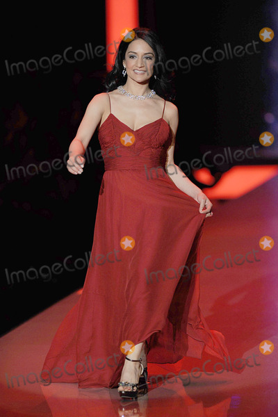Archie Panjabi Photo - Archie Panjabi walks the runway at the Heart Truth Fall 2011 fashion show during Mercedes-Benz Fashion Week at The Theatre at Lincoln Center on February 9 2011 in New York City