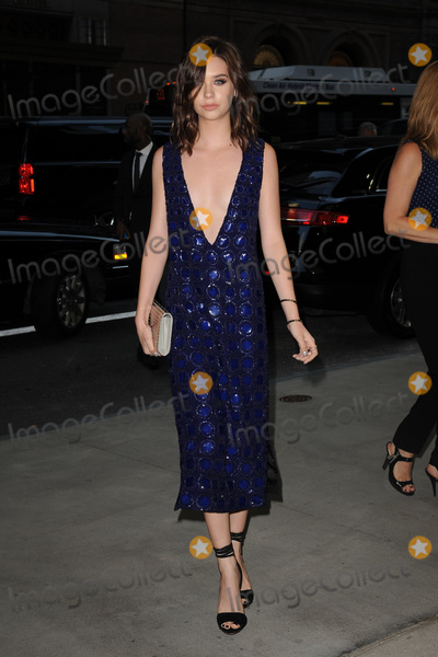 Amanda Steele Photo - September 8 2016  New York CityAmanda Steele attending the The Daily Front Rows 4th Annual Fashion Media Awards at Park Hyatt New York on September 8 2016 in New York City Credit Kristin CallahanACE PicturesTel 646 769 0430