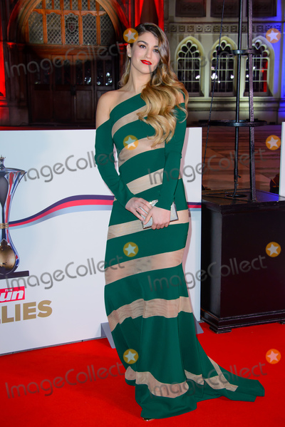 Amy Willerton Photo - December 14 2016 LondonAmy Willerton arriving at The Sun Military Awards at The Guildhall on December 14 2016 in LondonBy Line FamousACE PicturesACE Pictures IncTel 6467670430