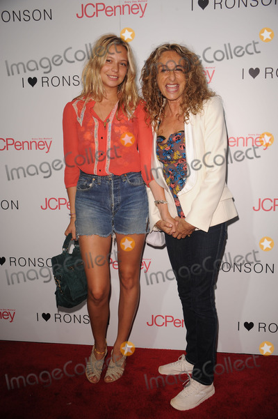Ann Dexter Photo - (L-R) Annabelle Dexter-Jones and Ann Dexter-Jones at the celebration of the I Heart Ronson collection on August 20 2009 in New York City