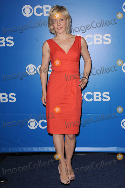 Amy Carlson Photo - May 16 2012 New York City Amy Carlson attends the 2012 CBS Upfronts at The Tent at Lincoln Center on May 16 2012 in New York Cityon May 16 2012  in New York City