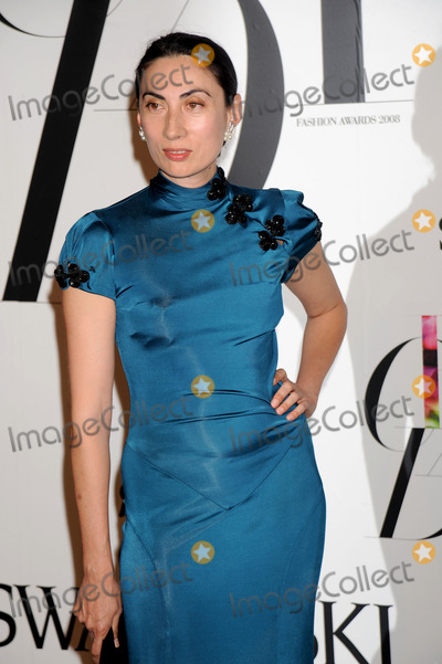 AHN DUONG Photo - Ahn Duong attends the 2008 CFDA Fashion Awards held at the New York Public Library