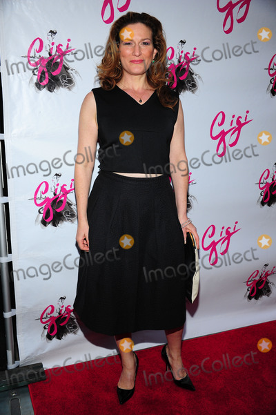 Ana Gasteyer Photo - ACEPIXSCOMApril 8 2015 New York CityAna Gasteyer arriving at the Gigi Broadway Opening Night at the Neil Simon Theatre on April 8 2015 in New York City By Line William BernardACE PicturesACE Pictures IncTel 646 769 0430