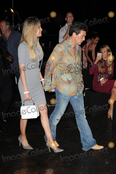 Antonio Banderas Photo - June 2 2016 MiamiNicole Kimpel and Antonio Banderas attend the Fisico Fashion Show during Miami Fashion Week at the Ice Palace on June 2 2016 in Miami FloridaBy Line SolarACE PicturesACE Pictures Inctel 646 769 0430