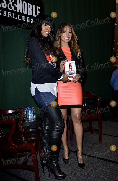 Anthony Kelly Photo - January 28 2014 New York CityKelly Rowland and La La Anthony attend the book signing for Anthonys book The Love Playbook Rules For Love Sex And Happiness at Barnes  Noble Tribeca on January 28 2014 in New York City