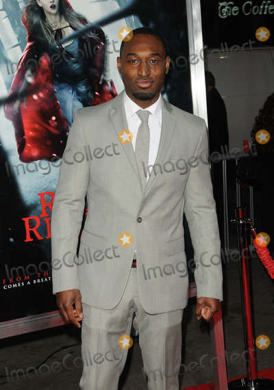 Adrian Holmes Photo - Adrian Holmes arriving at the premiere of Warner Bros Pictures Red Riding Hood at Graumans Chinese Theatre on March 7 2011 in Hollywood California