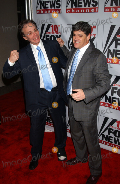 ALAN COLMES Photo - Sean Hannity and Alan Colmes attend the Fox News Channels 10th Anniversary VIP Party hosted by Rupert Murdoch and Roger Ailes