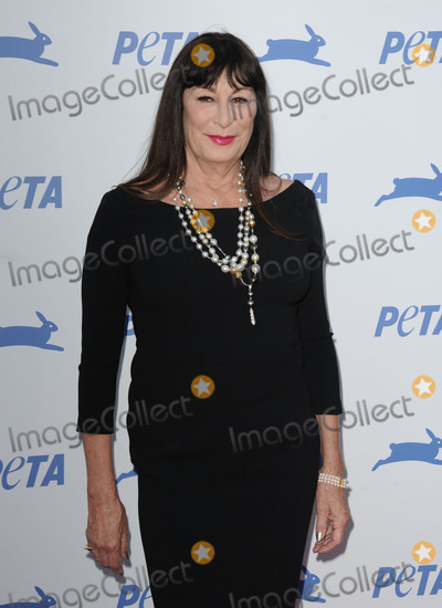 Anjelica Huston Photo - September 30 2015 LAAnjelica Huston arriving at PETAs 35th Anniversary Party at the Hollywood Palladium on September 30 2015 in Los Angeles CaliforniaBy Line Peter WestACE PicturesACE Pictures Inctel 646 769 0430