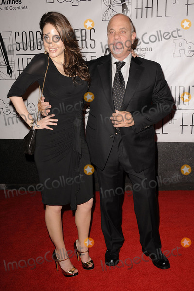 Alexa Ray Joel Photo - Alexa Ray Joel and Billy Joel attend the Songwriters Hall of Fame 42nd Annual Induction and Awards at The New York Marriott Marquis Hotel - Shubert Alley on June 16 2011 in New York City