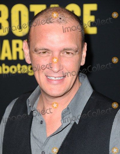 Allen ONeill Photo - March 19 2014 LAAllen ONeill arriving at the Sabotage Los Angeles premiere held at Regal Cinemas LA Live on March 19 2014 in Los Angeles California