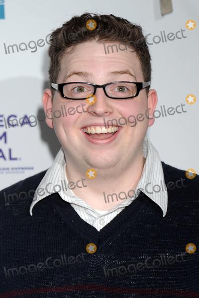 BRANDON HARDESTY Photo - Actor Brandon Hardesty attends the 7th Annual Tribeca Film Festivals Bart Got a Room Premiere at the AMC 19th Street