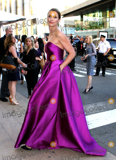 Bridget Moynahan Photo - June 2 2014 New York CityBridget Moynahan arriving at the 2014 CFDA fashion awards at Alice Tully Hall Lincoln Center on June 2 2014 in New York City