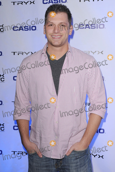 ALBIE MANZO Photo - Albie Manzo attends the CASIO Launch of Tryx Camera with Performance by Nicki Minaj Best Buy Theatre In Time Square on April 7 2011 in New York City