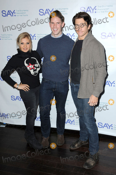 Andy Karl Photo - January 12 2015 New York CityOrfeh Frank DiLella and Andy Karl attending the Third Annual Paul Rudd All-Star Bowling Benefit for The Stuttering Association for the Young (SAY) at Lucky Strike Lanes  Lounge on January 12 2015 in New York CityPlease byline Kristin CallahanAcePicturesACEPIXSCOMTel (212) 243 8787 or (646) 769 0430