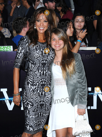 Eva LaRue Photo - March 18 2014 LAEva LaRue arriving at the Los Angeles premiere of Divergent at the Regency Bruin Theatre on March 18 2014 in Los Angeles California