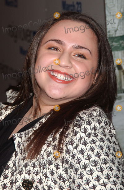 NICKY BLONSKY Photo - Nikki Blonsky attending the premiere of Reign Over Me at the Skirball Center for the Performing Arts at New York University