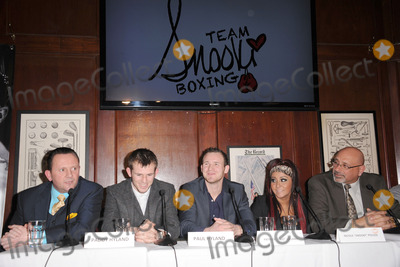 Andy Polizzi Photo - January 12 2012 New York City  Paddy Hyland Paul Hyland and Patrick Hyland snooki and Andy Polizzi at the Team Snooki Boxing press conference at McFaddens Saloon on January 12 2012 in New York City