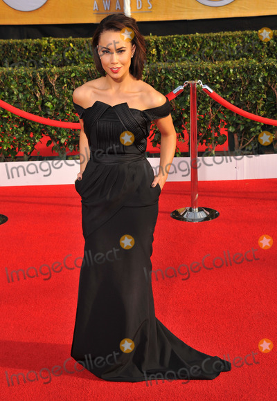 Alex Hudgens Photo - January 18 2014 LAAlex Hudgens arriving at the 20th Annual Screen Actors Guild Awards at The Shrine Auditorium on January 18 2014 in Los Angeles California