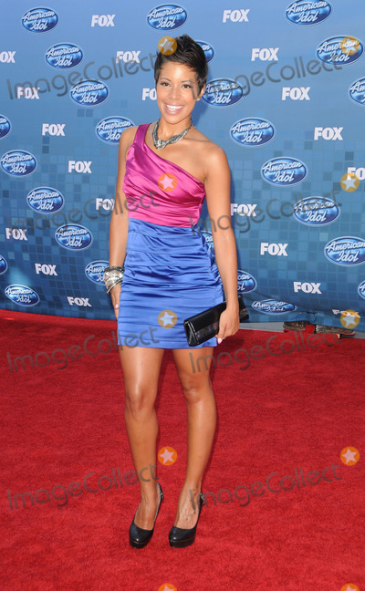 Ashley Rodriguez Photo - Ashley Rodriguez arriving at the American Idol season 10 finale results show at the Nokia Theatre LA on May 25 2011 in Los Angeles California