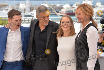 Jack OConnell Photo - Actressdirector Jodie Foster  actors Jack OConnell George Clooney  Julia Roberts at the photocall for Money Monster at the 69th Festival de CannesMay 12 2016  Cannes FrancePicture Paul Smith  Featureflash