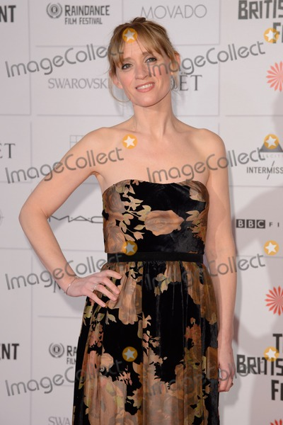 Anne-Marie Duff Photo - Anne Marie Duff arriving for the British Independent Film Awards 2014 at Old Billingsgate London 07122014 Picture by Steve Vas  Featureflash