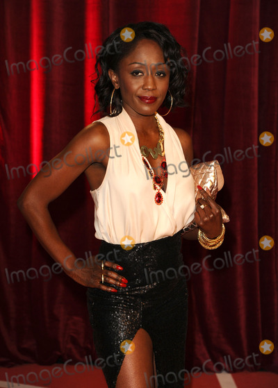Diane Parish Photo - Diane Parish arriving for the British Soap Awards 2013 at Media City Manchester 18052013 Picture by Steve Vas  Featureflash