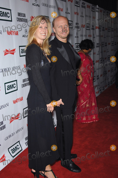 Deborah Rennard Photo - PAUL HAGGIS  wife DEBORAH RENNARD at the 2006 American Cinematheque Gala where George Clooney was presented with the 21st Annual American Cinematheque Award at the Beverly Hilton HotelOctober 13 2006  Los Angeles CAPicture Paul Smith  Featureflash