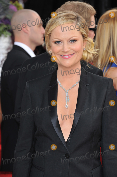 AMY POHLER Photo - Amy Pohler at the 70th Golden Globe Awards at the Beverly Hilton HotelJanuary 13 2013  Beverly Hills CAPicture Paul Smith  Featureflash