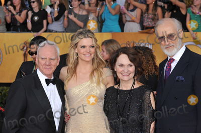 Missi Pyle Photo - Malcolm McDowell (left) Missi Pyle Beth Grant  James Cromwell at the 17th Annual Screen Actors Guild Awards at the Shrine Auditorium Los AngelesJanuary 29 2012  Los Angeles CAPicture Paul Smith  Featureflash