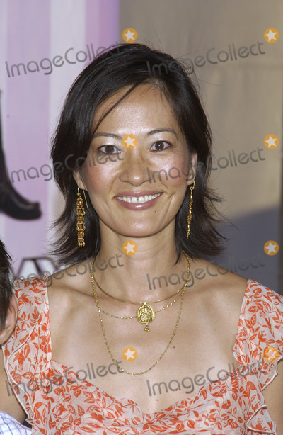 Rosalind Chao Photo - Actress ROSALIND CHAO at the Hollywood premiere of her new movie Freaky FridayAug 4 2003 Paul Smith  Featureflash