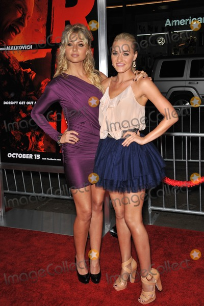 ALY AJ Photo - Aly Michalka  AJ Michaelka at the premiere of Red at Graumans Chinese Theatre HollywoodOctober 11 2010  Los Angeles CAPicture Paul Smith  Featureflash