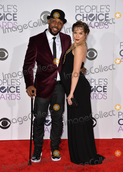 Stephen Boss Photo - Stephen Boss  Allison Holker at the Peoples Choice Awards 2016 at the Microsoft Theatre LA Live January 6 2016  Los Angeles CAPicture Paul Smith  Featureflash