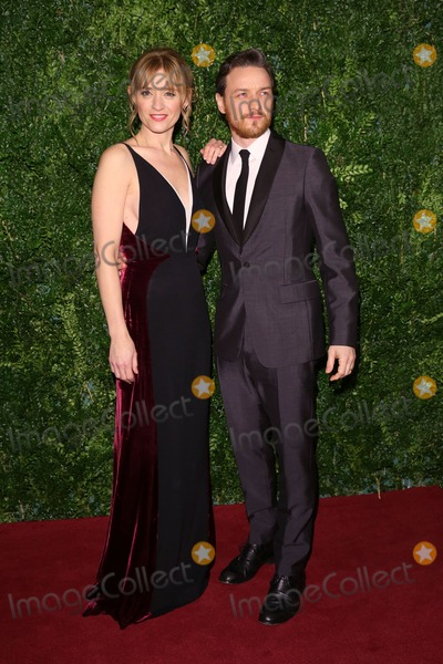 Anne-Marie Duff Photo - James McAvoy and Anne Marie Duff arriving for the 60th London Evening Standard Theatre Awards 2014 held at the London PalladiumLondon 30112014 Picture by  James Smith  Featureflash