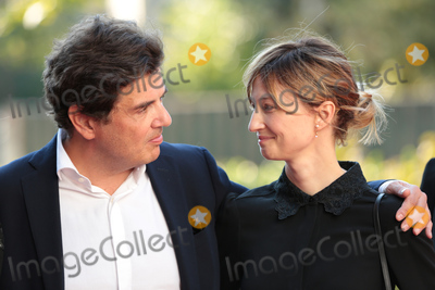 Alba Rohrwacher Photo - Director Nicolas Saada  actress Alba Rohrwacher  at the premiere of Taj Mahal at the 2015 Venice Film FestivalSeptember 10 2015  Venice ItalyPicture Kristina Afanasyeva  Featureflash