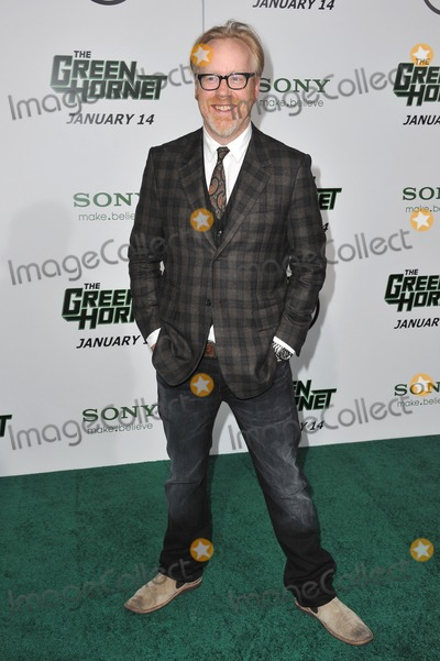 Adam Savage Photo - Adam Savage at the Los Angeles premiere of The Green Hornet at Graumans Chinese Theatre HollywoodJanuary 10 2011  Los Angeles CAPicture Paul Smith  Featureflash