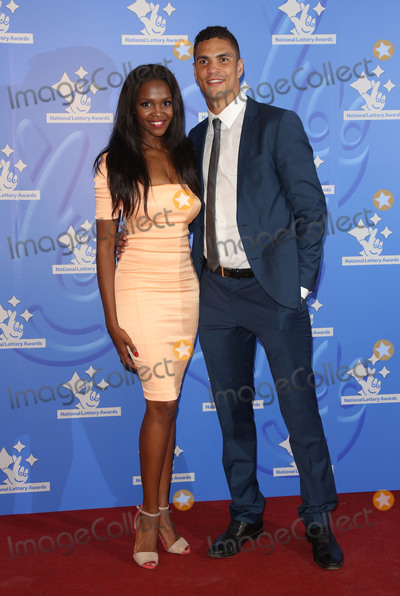 Anthony Ogogo Photo - Otlile Mabuse  Anthony Ogogo at The National Lottery Awards 2015 held at the London Studios September 11 2015  London UKPicture James Smith  Featureflash