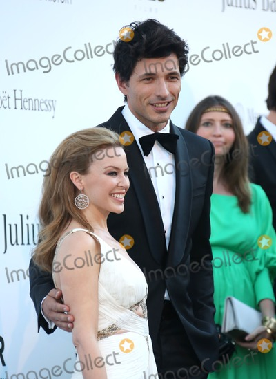 Andres Velencoso Photo - Kylie Minogue Andres Velencoso at the 66th Cannes Film Festival - amfARs 20th Annual Cinema Against AIDS - Arrivals Cannes France 23052013 Picture by Henry Harris  Featureflash