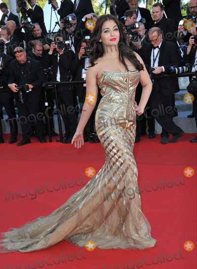 Aishwarya Ray Photo - Aishwarya Rai at the gala premiere of Two Days One Night at the 67th Festival de CannesMay 20 2014  Cannes FrancePicture Paul Smith  Featureflash