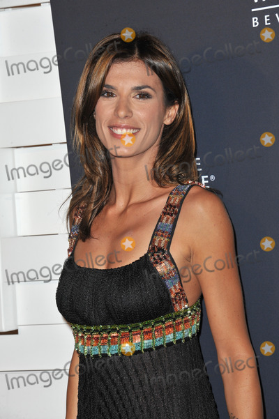 Elizabetta Canalis Photo - Elizabetta Canalis at the 2011 Rodeo Drive Walk of Style gala honoring Italian fashion house Missoni and supermodel Iman on Rodeo Drive in Beverly HillsOctober 23 2011  Los Angeles CAPicture Paul Smith  Featureflash