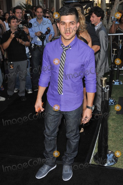 Walter Perez Photo - Walter Perez at the Los Angeles premiere of his new movie Fame at The Grove Theatre Los AngelesSeptember 23 2009  Los Angeles CAPicture Paul Smith  Featureflash