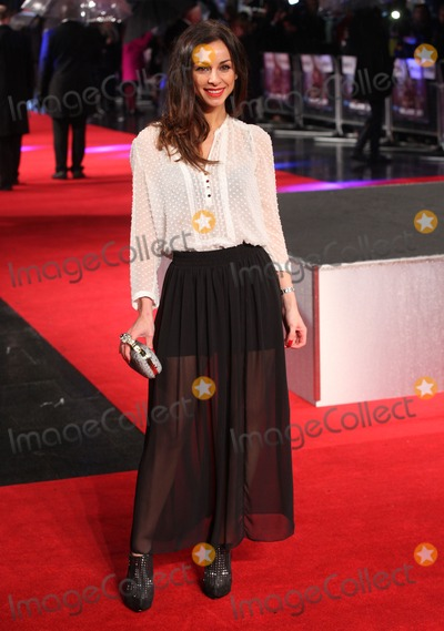 Lindsay Armaou Photo - Lindsay Armaou (BWitched) arriving for the GI Joe Retaliation 3D UK premiere at the Empire Leicester Square London 18032013 Picture by Alexandra Glen  Featureflash