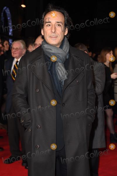 Alexandre Desplat Photo - Alexandre Desplat arriving for the Unbroken premiere Odeon Leicester Square London 25112014 Picture by Steve Vas  Featureflash