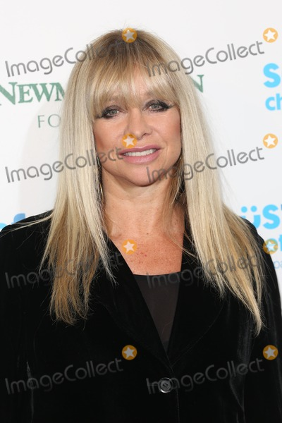 Jo Woods Photo - Jo Wood arrives for the 2014 Serious Fun Childrens Network London Gala at the Roundhouse Camden London 04112014 Picture by James Smith  Featureflash