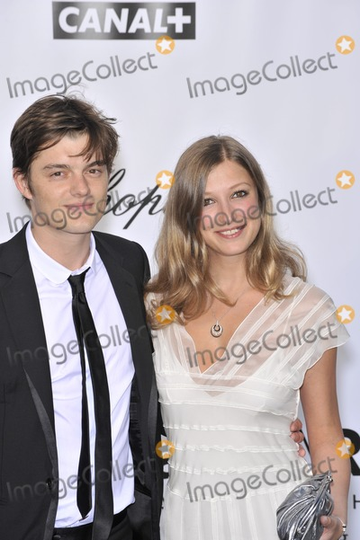 Alexandra Maria Lara Photo - Sam Riley  Alexandra Maria Lara at amfARs Cinema Against AIDS 2008 Gala at Le Moulin de Mougins restaurant The event is part of  the 61st Annual International Film Festival de Cannes May 22 2008  Cannes FrancePicture Paul Smith  Featureflash
