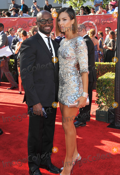 Amanza Smith Photo - Taye Diggs  Amanza Smith Brown at the 2014 ESPY Awards at the Nokia Theatre LA LiveJuly 16 2014  Los Angeles CAPicture Paul Smith  Featureflash