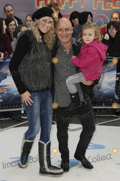 Aldo Zilli Photo - Aldo Zilli arrives for the Happy Feet 2 premiere at the Empire Leicester Square London 20112011  Picture by Steve Vas  Featureflash