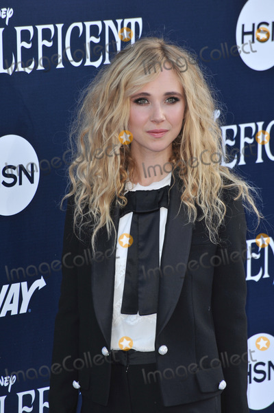 Juno Temple Photo - Juno Temple at the world premiere of her movie Maleficent at the El Capitan Theatre HollywoodMay 29 2014  Los Angeles CAPicture Paul Smith  Featureflash