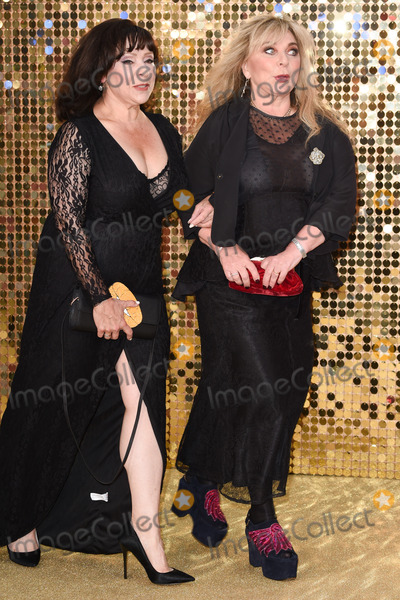 Harriet Thorpe Photo - Harriet Thorpe  Helen Atkinson Wood at the World Premiere of Absolutely Fabulous The Movie at the Odeon Leicester Square LondonJune 29 2016  London UKPicture Steve Vas  Featureflash