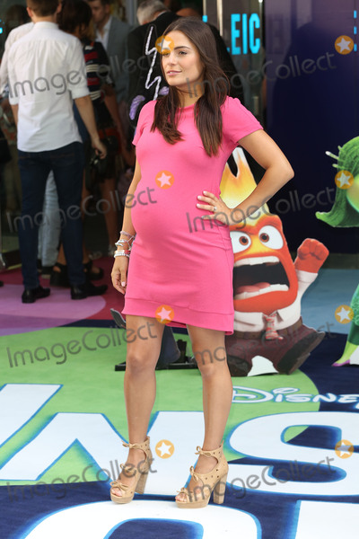 Anna Lee Photo - Layla Anna-Lee at the UK Premiere of Disney-Pixars Inside Out at the Odeon Leicester SquareJuly 19 2015  London UKPicture James Smith  Featureflash
