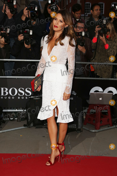 Danielle Lineker Photo - Danielle Lineker at the 2015 GQ Men of the Year Awards at the Royal Opera House Covent Garden LondonSeptember 8 2015  London UKPicture James Smith  Featureflash